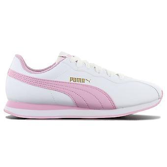 Puma Turin II - Naisten vapaa-ajan kengät Valkoinen 366962-09 Sneaker Urheilukengät