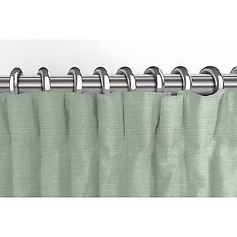 McAlister têxteis Savannah pato ovo cortinas azuis