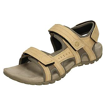 Mens Merrell Backstrap Sandals Sandspur Lee