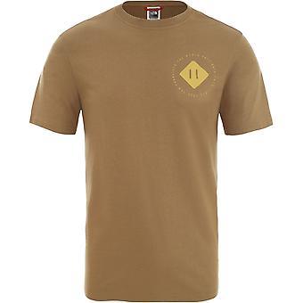 North Face Graphic T9493MD9V universal kesä miesten t-paita