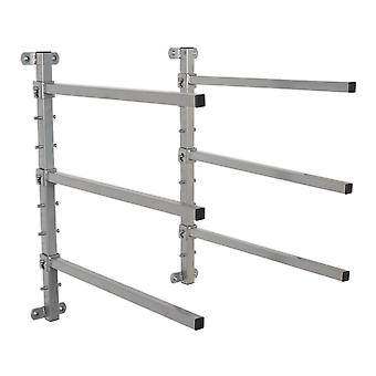 Sealey Mk56 Wandmontage Faltung Stoßstange Rack