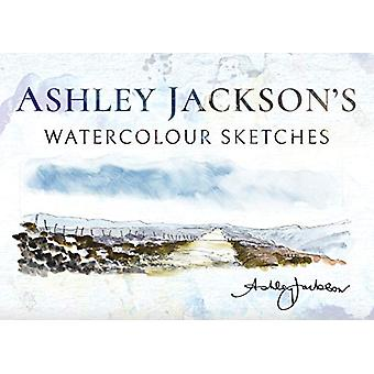 Ashley Jackson's Watercolour Sketches by Ashley Jackson - 97815267442