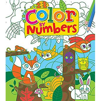 Color by Numbers by Lizzy Doyle - 9781784284695 Book