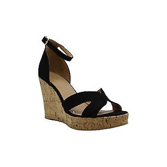 Material Girl Women's Shoes Bretta Open Toe Casual
