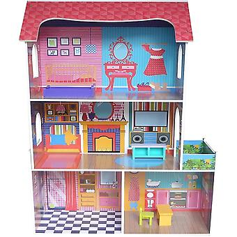 Kiddi Style Supreme Tall Town Doll House