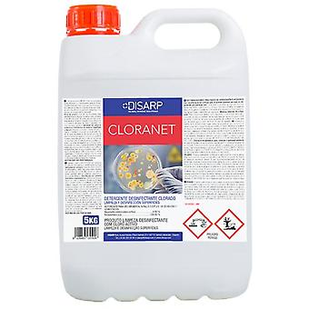 Disarp Detergent Disinfectant Cleaning Gel Antiseptic 5 L