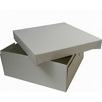 Culpitt Square Cake Box