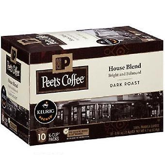 Peet's Coffee House Blend Coffee Keurig K-Cups