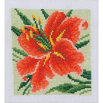 VDV Bead Embroidery Kit - Lily