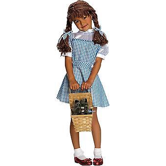 Dorothy Toddler kostym
