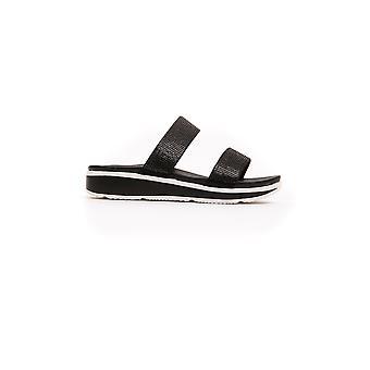 Original Woman's Original Sin Black Sandals