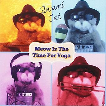 Swami Cat - Meow Is the Time for Yoga [CD] USA import