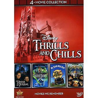 Thrills & frossa [DVD] USA import
