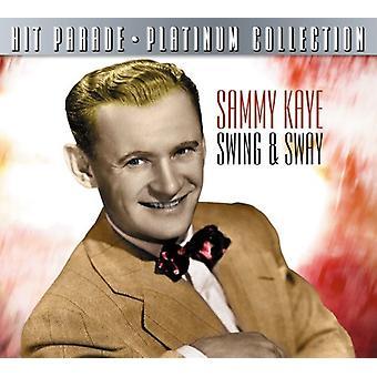 Sammy Kaye - Swing & Sway [CD] USA import