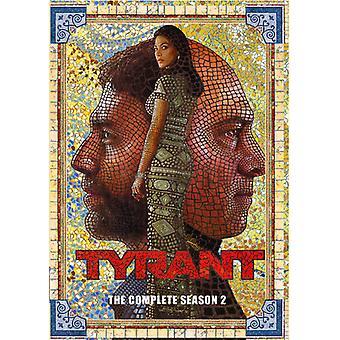 Tirano: Importación completa USA temporada 2 [DVD]