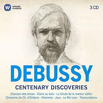 Debussy*Claude - Debussy Centenary Premieres [CD] USA import