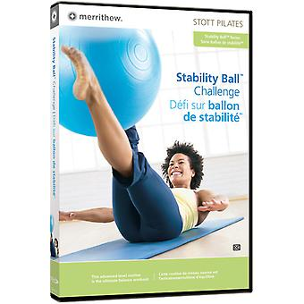 Stability Ball Challenge (Eng/Fre) [DVD] USA import