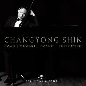 Mozart / Shin - Changyong Shin Plays [CD] USA import