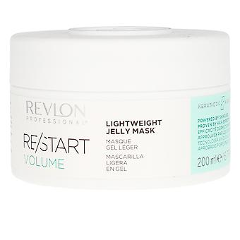 Revlon Re-start Volume Jelly Maschera 200 Ml Unisex