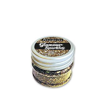 Glamour funkelt Gold (40gr) (K3GGS02)