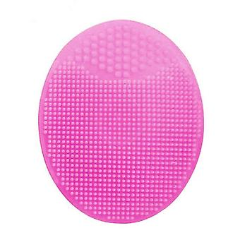 Cute Silicone Face Cleaning Brush Deep Pore Exfoliator Cleansing Facial Brush Octopus Shape Massage Face Cleaner