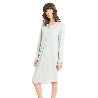 Rösch Smart Casual 1203510-16577 Women's Mini Dots Nightdress