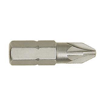 IRWIN Screwdriver Bits Pozi PZ2 25mm Pack of 10 IRW10504339