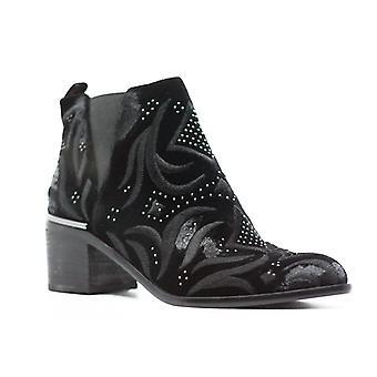 Dolce Vita | Preston Velvet Studded Boots