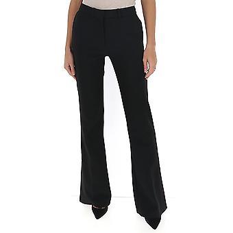 Pantalon Victoria Beckham 2120wtr00431b Femmes-apos;s Pantalon en polyester noir