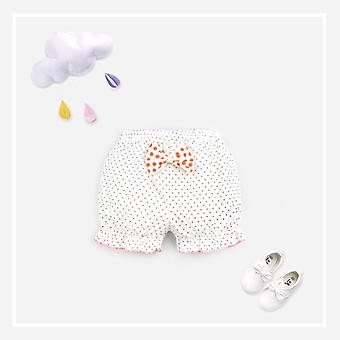Cotton Baby Underwear, Bow Panties