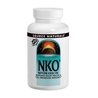 מקור טבעי נפטון קריל שמן, 1000 מ ג, 60 sgels