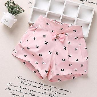 Lapset, Bow Princess Shortsit For, Fashion Set-1