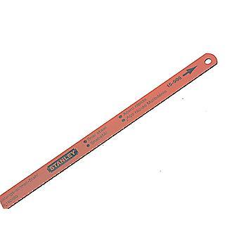 Stanley STA015906 Hacksaw Blades High Speed Steel Molybdenum x 2