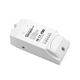 15a 3500w Wifi Switch Controller -real Time Power Consumption Monitor For Smart
