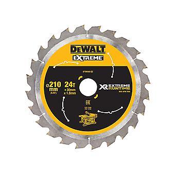 DEWALT FlexVolt XR Tafelzaagblad 210 x 30mm 24T DEWDT99565QZ