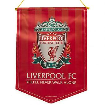 Liverpool Large Crest Pennant