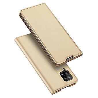 DUX DUCIS Pro -sarjan tapaus Samsung Galaxy A42 5G - Kulta
