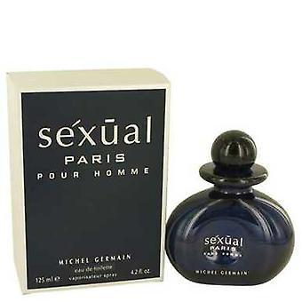 Sexual Paris By Michel Germain Eau De Toilette Spray 4.2 Oz (men) V728-535169
