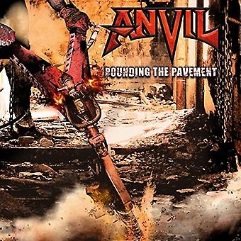 Anvil - Pounding the Pavement [CD] USA import