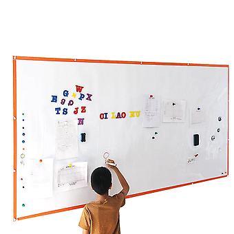 Pidä magneetit luonnoslehtiö seinä tarra toimisto kuiva pyyhintä kirjoittaa valkoinen taulu