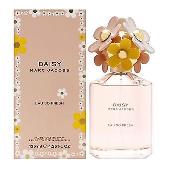 Daisy eau si frais par marc jacobs pour les femmes 4,25 oz eau de toilette spray