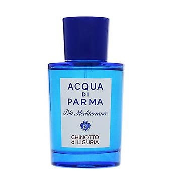 Acqua di Parma Blu Mediterraneo Chinotto Liguria Eau de Toilette Spray for Women 150 ml
