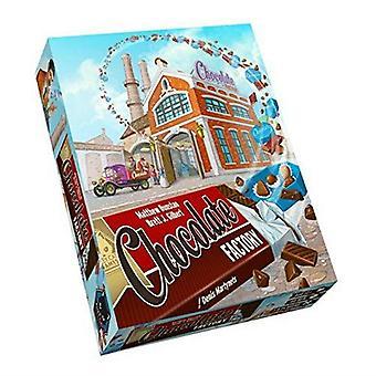 チョコレート工場ボードゲーム