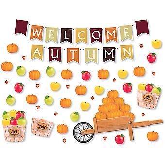 Welcome Autumn Bulletin Board Set
