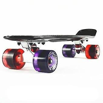 Skateboard Small Skateboarding Single Banana Longboard Adult Skate Board