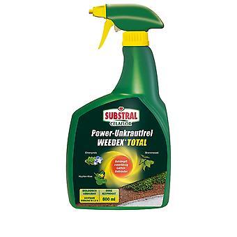 SUBSTRAL® Celaflor® Power Weed-free Weedex Total, 800 ml