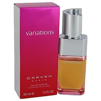 VARIATIONS by Carven Eau De Parfum Spray 1.7 oz / 50 ml (Women)