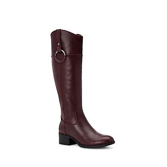 Alfani | Bexleyy Riding Wide-Calf Leather Boots