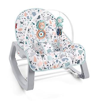 Fisher-price terrazzo infant to toddler rocker