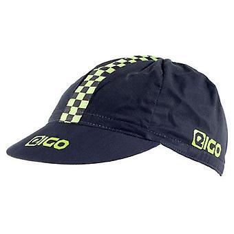 Eigo Cycle Cap Black / Green One Size